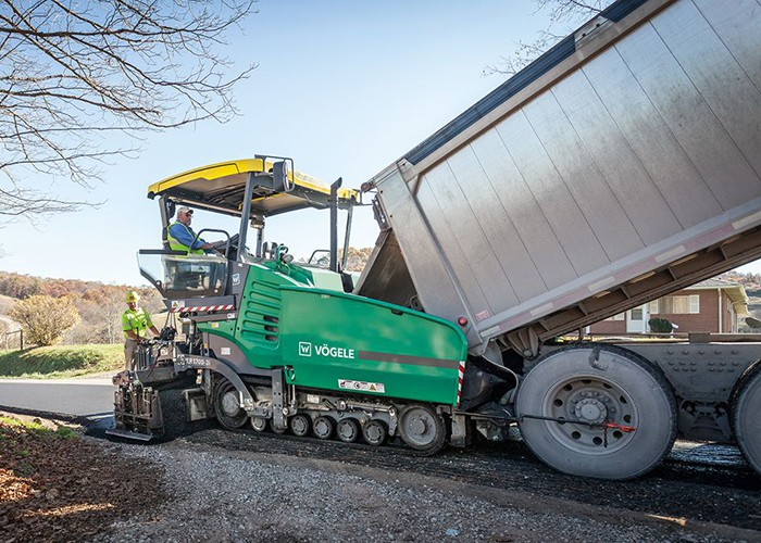 INNOVATIVE SOLUTIONS FOR PAVING  ASPHALT AND SUB-BASE MATERIALS